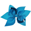 hand-made big ribbon bow hair accessories