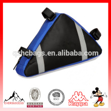 Cycling Bicycle Bike Bag Top Tube Triangle Bag Front Frame Pouch Outdoor