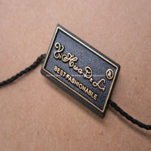 Einzelhandel Tags String Tags Kleidung Label Tags