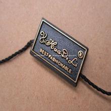Tags de varejo Tags de string Tags de vestuário