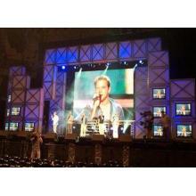 3D Stage P4 High Definition LED Screen Rental indoor Die Ca