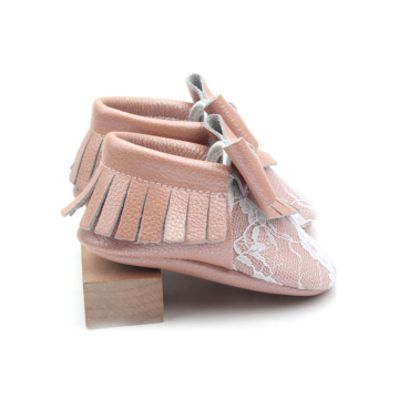 Lace Moccasins Bowknot Shoes Baby Wholesale