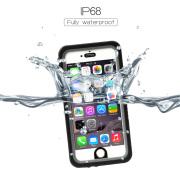 Samsung 6 tepi penutup air telefon tahan