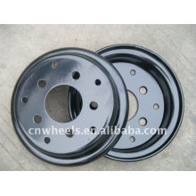 8 inch 9 inch small steel wheels for forklift