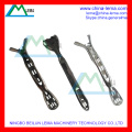 Zinc die casting part for razor handle