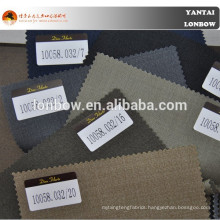 high grade tuxedo fabric 100% wool