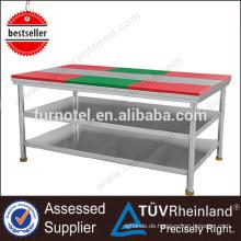Gute Qualität Küche SS201 / 304 Tragbare Werkbank Mit Bank Vice