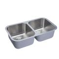 Undermount 50/50 Double Bowl Stainless Steel Kitchen Sinks