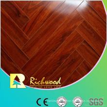 12.3mm HDF Mirror Maple Sound Absorbing Laminated Flooring