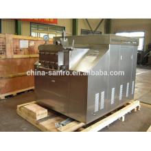 ISO certificate SRH6000-60 dairy homogenizer