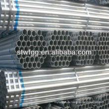 API 5L / ASTM A106 / A53 GrB heißes Bad galvanisierte Stahlrohr