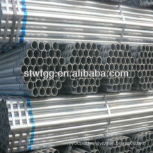 API 5L/ASTM A106/A53 GrB Hot Dip galvanized steel pipe