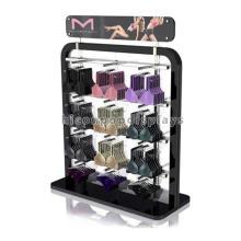 Werbeartikel Marke Bekleidung Lingerie Retail Store Metallboden Standing Display Möbel