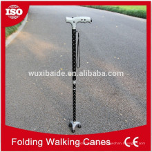 Алюминиевая ходовая трость cnc обработка / cnc обработанная алюминиевая ходовая трость / трость на заказ по чертежам