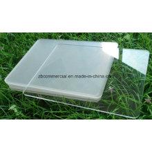 Feuille acrylique (3-20mm d'épaisseur)