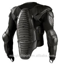 Ombro de cotovelo de costas de peito de corpo de motocross e protetor de corpo inteiro o terno de esporte do homem
