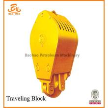 Spare Part of Drilling Rig YC450 Traveling Block