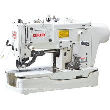 Zuker Juki Direct Drive botón Holing máquina de coser Industrial (ZK781D)