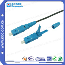 Cordones de remiendo de fibra óptica al aire libre