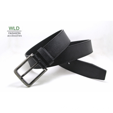 Fashion Basic Genuine Top Leather Men′s Belt Lky1194