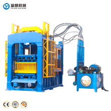 Automatic hydraulic cement paver block making machine equipment for sale