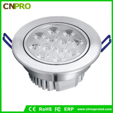 12W LED Down Light mit Ce RoHS