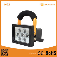 H02 10W Rechargeable Super Bright LED Portable Work Light