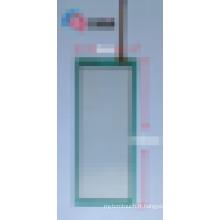 C252 / 352/250/350 8 pouces 4 fils à écran tactile résistif à Minolta