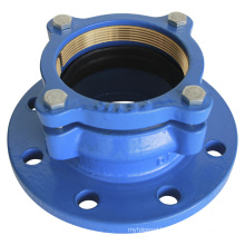 Ductile Iron Flange Adaptor for PE Pipe