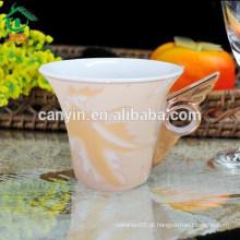 2015 Alimentar contato segura barata grossa tesoura cerâmica lembrança caneca