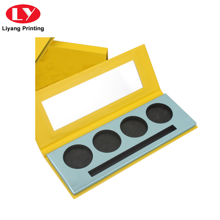 eyeshadow palette case E