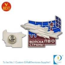Fornecimento personalizado feito Soft esmalte Lapel Pin