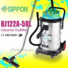 Мокрый и сухой промышленный пылесос большой мощности BJ122A-50L