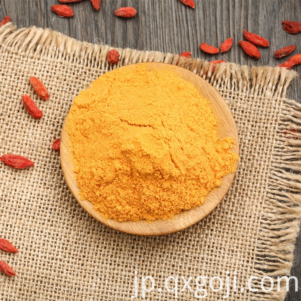 Goji Berry Powder with Benefits