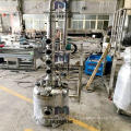 100L factory price industrial alcohol copper distiller equipment