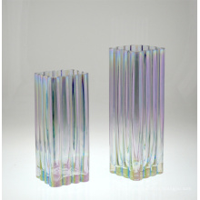 Glass Vase in Colorful (DRL14147&DRL14148)