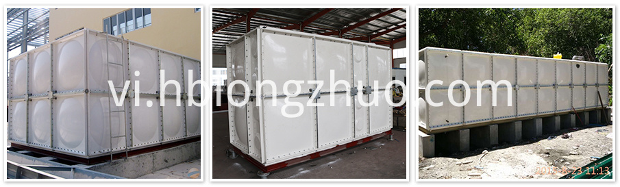 FRP Sectional Water Tank