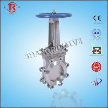 knife pulp gate valve handles