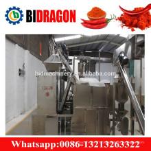 Machine de fabrication de poudre de chili sec
