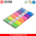 High Quality Hard Cover Sticky Notes with Bookmark