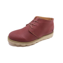 Lelaki Classic Water Proof Lace up Boots Ankle