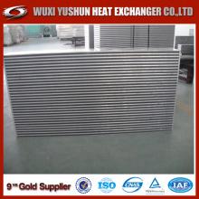 Haute performance de la barre et de la plaque Excavatrice Oil Cooler Core Hydraulic