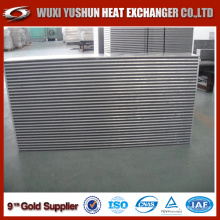 High Performance of bar and plate Excavator Oil Cooler Core Hydraulic