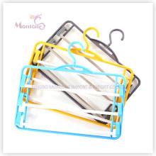 Suspensión plástica de los pantalones del ahorro de espacio de los PP (los 36 * 22cm)