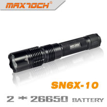 Maxtoch SN6X-10 Cree T6 Outdoor LED Flashlight Promotion