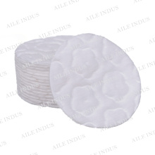 Round cotton puffs sales price wholesale service agency