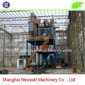 Semi-Automatic 10tph Workshop Type Dry Mortar Mixer
