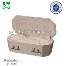 cloth cover infant caskets for sale