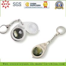 Anneau en métal clé de sifflet de conception nouvelle pour cadeau