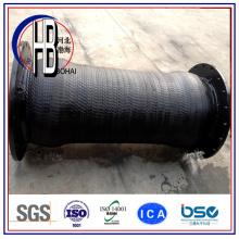 Manguera de goma del dragado del diámetro grande de la API del precio de fábrica chino con descuento grande